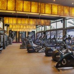 Radisson Blu Hotel & Resort гимнастика
