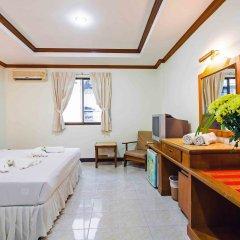 Отель Baan Paradise 2* Стандартный номер с различными типами кроватей