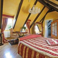 Отель Alchymist Nosticova Palace 5* Номер Делюкс