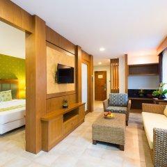Отель Areca Resort & Spa 5* Полулюкс с различными типами кроватей