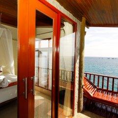 Отель Dusit Buncha Resort Koh Tao 3* Вилла с различными типами кроватей