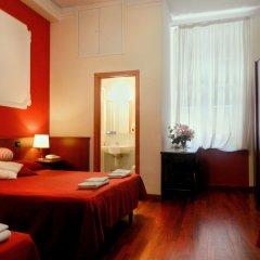 Отель Albergo Acquaverde 2* Стандартный номер