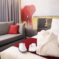 Отель Novotel Lyon Gerland Musée des Confluences 4* Представительский номер с различными типами кроватей