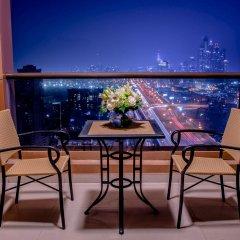 Mercure Dubai Barsha Heights Hotel Suites 4* Семейные апартаменты с двуспальной кроватью