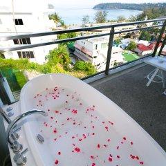 Отель Sugar Palm Grand Hillside 4* Стандартный номер разные типы кроватей фото 13
