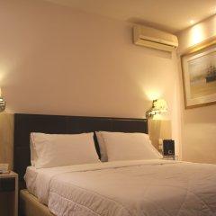 Отель Piraeus Dream 2* Стандартный номер с двуспальной кроватью