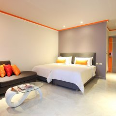 Chabana Kamala Hotel 4* Номер Делюкс с разными типами кроватей