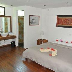 Отель Gangehi Island Resort 4* Стандартный номер с различными типами кроватей фото 3