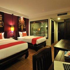 Отель Siralanna Phuket 3* Номер Делюкс разные типы кроватей