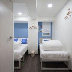 Отель K-GUESTHOUSE Insadong 2 2* Стандартный номер с различными типами кроватей