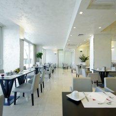 Отель Mercure Rimini Artis место для завтрака фото 2