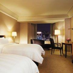 Lotte Hotel Seoul 5* Стандартный номер с различными типами кроватей