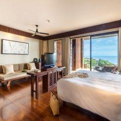 Отель Paresa Resort Phuket 5* Люкс с различными типами кроватей