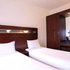 Отель ibis World Trade Centre Dubai 2* Стандартный номер с различными типами кроватей