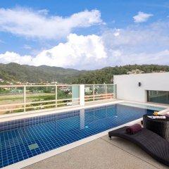 Апартаменты The Regent Phuket Serviced Apartment Kamala Beach открытый бассейн фото 5