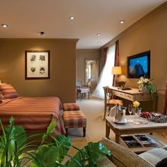 Отель Gstaad Palace 5* Улучшенный номер с различными типами кроватей
