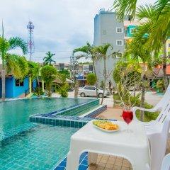 Отель Phaithong Sotel Resort открытый бассейн фото 6