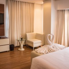 Sathorn Grace Hotel And Serviced Residence 4* Люкс Премьер