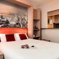 Отель Aparthotel Adagio Liverpool City Centre 4* Студия с различными типами кроватей