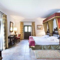 Отель Parador De Cangas De Onis 4* Улучшенный номер фото 2