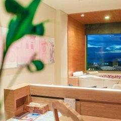 Отель The Kee Resort & Spa 4* Люкс с различными типами кроватей фото 3