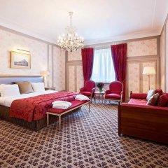 Отель Metropole 5* Улучшенный номер с различными типами кроватей фото 4