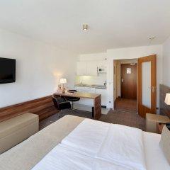 Vi Vadi Hotel downtown munich комната для гостей фото 31