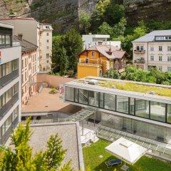 Star Inn Hotel Salzburg Zentrum, by Comfort вид на город