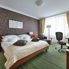 Apollo Hotel Bratislava 4* Номер Комфорт с различными типами кроватей