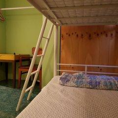 Mr.Comma Guesthouse - Hostel Стандартный номер с двухъярусной кроватью (общая ванная комната)
