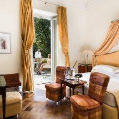 Villa La Vedetta Hotel 5* Стандартный номер с различными типами кроватей