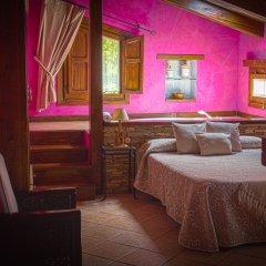 Отель La Carretería 3* Люкс с различными типами кроватей