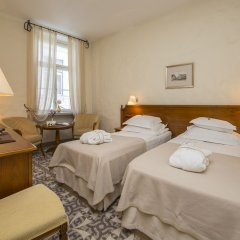 Savoy Boutique Hotel by TallinnHotels 5* Улучшенный номер с разными типами кроватей