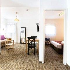 Arbel Suites Hotel комната для гостей фото 4