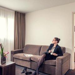 Отель Mercure Paris Porte d'Orléans Франция, Монруж - отзывы, цены и фото номеров - забронировать отель Mercure Paris Porte d'Orléans онлайн комната для гостей