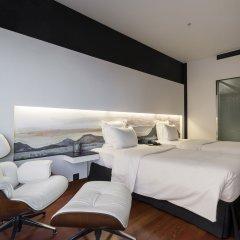 Отель Hilton Madrid Airport 4* Представительский номер с различными типами кроватей