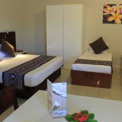 Smugglers Cove Beach Resort and Hotel 3* Люкс с различными типами кроватей