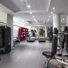 Отель Le Meridien Barcelona фитнесс-зал фото 3
