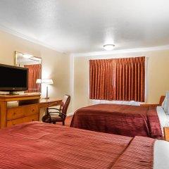 Отель Quality Inn & Suites 3* Стандартный номер