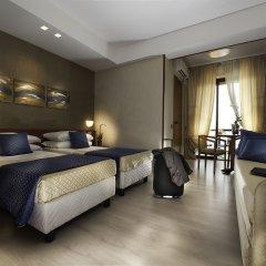 Quality Hotel Rouge et Noir Roma комната для гостей фото 6