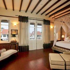 Отель The Luang Say Residence 4* Люкс с различными типами кроватей