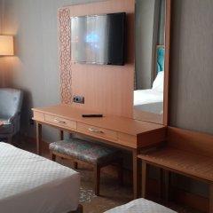 Отель Elysium Thermal 4* Стандартный семейный номер с двуспальной кроватью фото 4