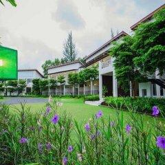 Отель The Touch Green Naiyang сад