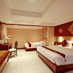 Rayaburi Hotel Patong комната для гостей