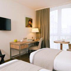 Отель Residhome Roissy-Park 4* Студия с различными типами кроватей