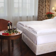 Отель Kobza Haus 3* Улучшенный номер с различными типами кроватей