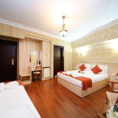 Golden Horn Istanbul Hotel 4* Стандартный номер с различными типами кроватей