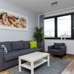 Апартаменты Chill Apartments Wola Улучшенные апартаменты с различными типами кроватей