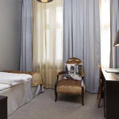 Saga Hotel Oslo 4* Стандартный номер с различными типами кроватей