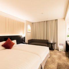 Solaria Nishitetsu Hotel Seoul Myeongdong 3* Стандартный номер с двуспальной кроватью